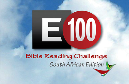 E100 Bible reading plan